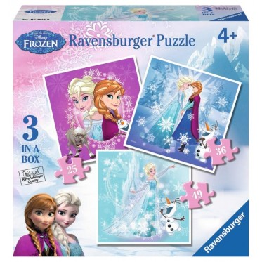 3 in 1 Puzzles (7)