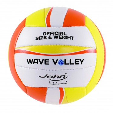 Soft Grip Volley Balls (3)