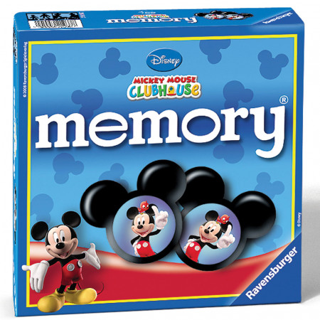 Educational Game memory® Mickey Mouse Clubhouse