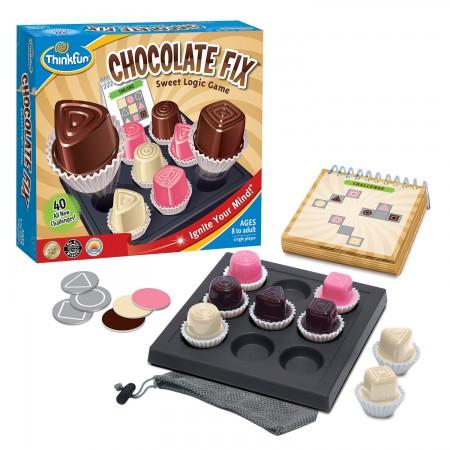Logic Game Chocolate Fix®