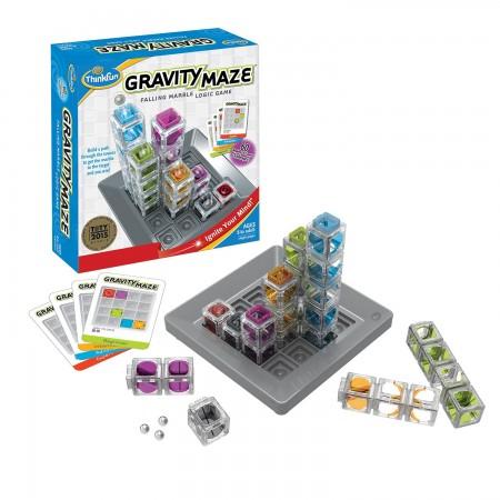 Logic Game Gravity Maze®