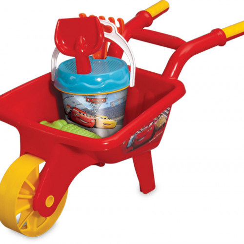 Wheel Barrow Beach Set Cars