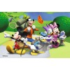 6 pcs Cube Puzzle Mickey Mouse Clubhouse