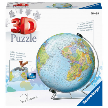 3D Puzzle Globe (2)