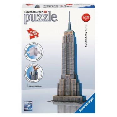 3D Puzzle Buildings Midi (6)