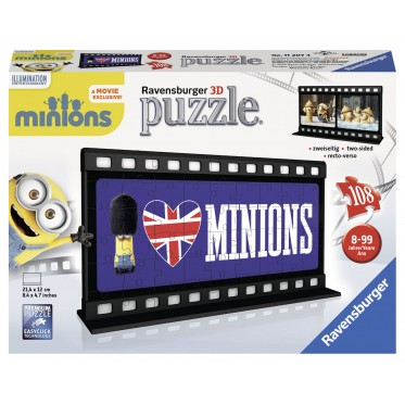 3D 108 τεμ. Ταινίες Minions (2)