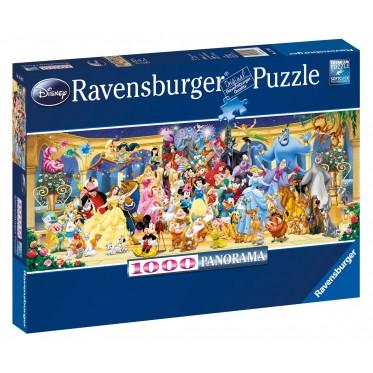 1000 pcs Disney Puzzles (8)