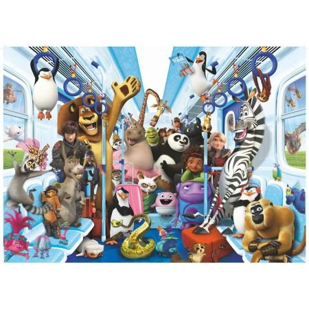 1000 pcs DC Puzzle Universal Multiproperty