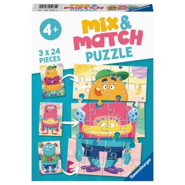 3x24 pcs Mix & Match Puzzle (3)