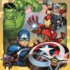 3x49 pcs Puzzle Avengers