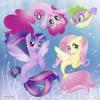 3x49 pcs Puzzle My Little Pony