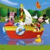 3x49 pcs Puzzle Everybody loves Mickey