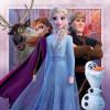 3x49 pcs Puzzle Frozen II