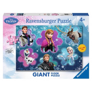 24 pcs Floor Puzzles (7)