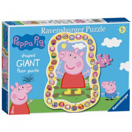 24 pcs Floor Puzzle Peppa Pig