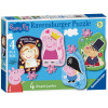 My First Puzzles 4/6/8/10 pcs Peppa Pig