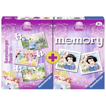 Memory + 3 Puzzles (6)