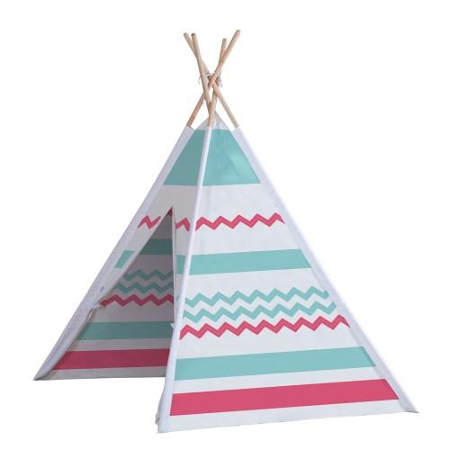 Wooden Tepee Tent