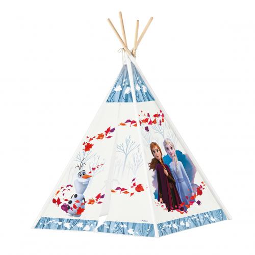 Wooden Tepee Tent Frozen II